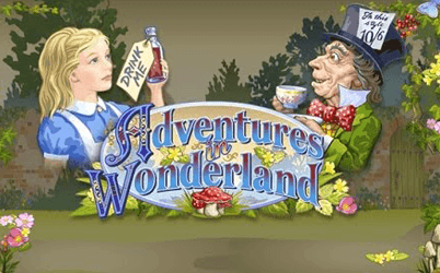Adventures in Wonderland Online Slot