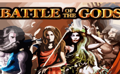Battle of the Gods Online Slot