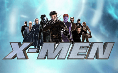 X-Men spelautomat