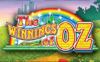 Winnings of Oz Online Slot