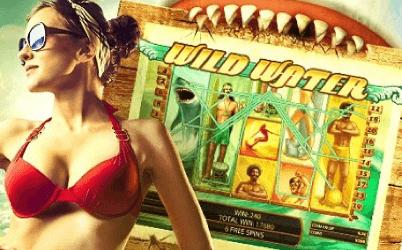 Wild Water kolikkopeli