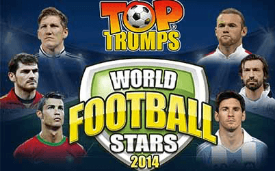Top Trumps World Football Stars 2014 spelautomat