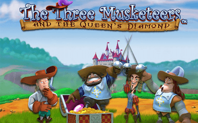 The Three Musketeers and the Queen's Diamond Online Slot