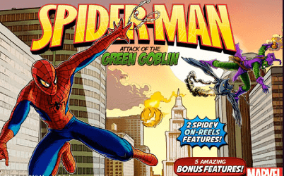 The Amazing Spider-Man Online Slot