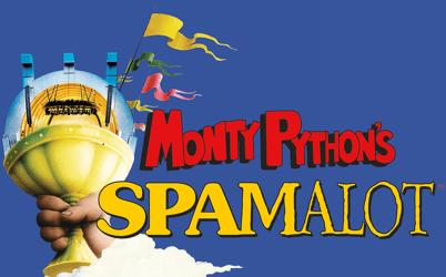 Monty Python's Spamalot spelautomat