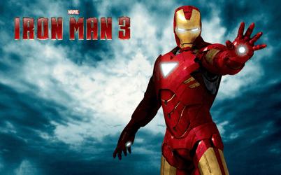 Iron Man 3 spelautomat