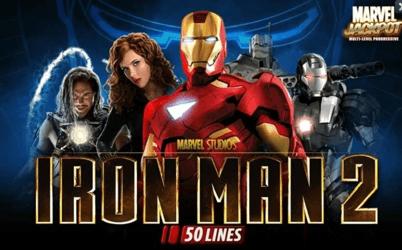 Iron Man 2 spelautomat