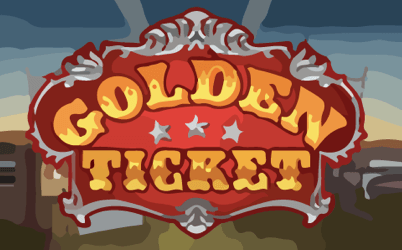 Golden Ticket spelautomat