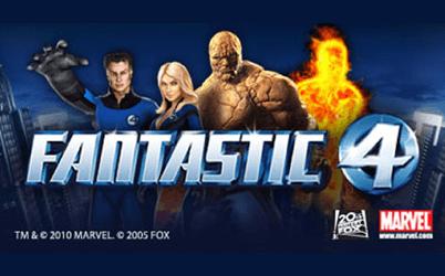 Fantastic Four spelautomat