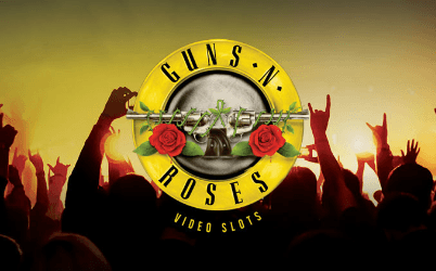 Guns N' Roses spilleautomat vurdering
