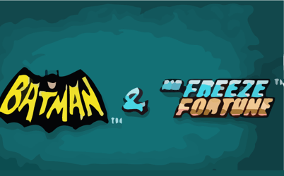 Batman and Mr. Freeze Fortune Online Slot