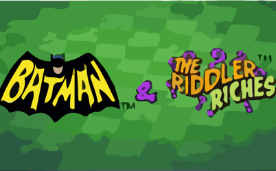 Batman and the Riddler Riches
