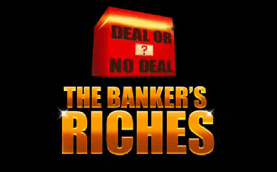 Deal Or No Deal: The Banker's Riches Online Slot