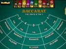 Casino Cruise Baccarat Screenshot 2
