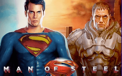 Man of Steel Slot Online