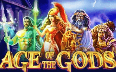 Age of the Gods spelautomat