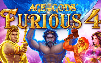 Age of the Gods: Furious 4 online spillemaskine
