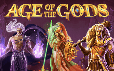 Age of the Gods: Furious 4 Online Slot