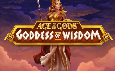 Age of the Gods: Goddess of Wisdom online spillemaskine