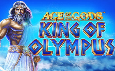 Age of the Gods: King of Olympus online slots spil
