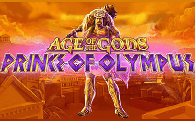 Age of the Gods: Prince of Olympus online spilleautomat