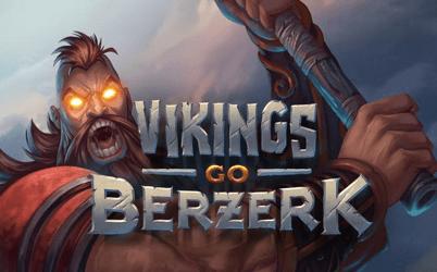 Vikings Go Berzerk Online Slot