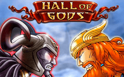Hall of Gods Online Pokie