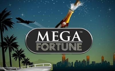 Mega Fortune kolikkopeli