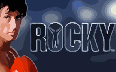 Rocky spelautomat