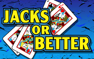 Reel Play Jacks or Better Online Slot