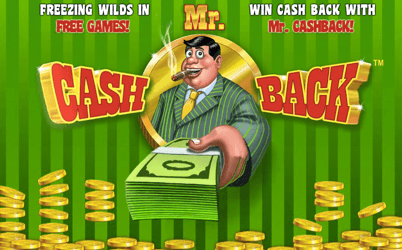 Mr. Cashback Online Slot