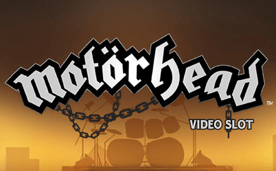 Motörhead spilleautomat vurdering