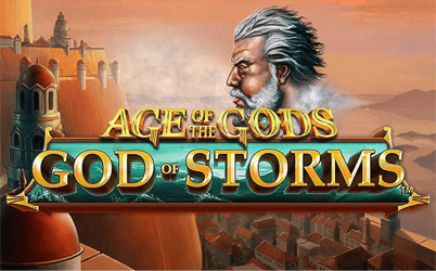 Age of the Gods: God of Storms online spillemaskine