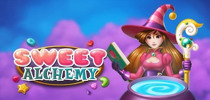 Sweet Alchemy videoslot Mr Green