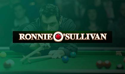 Ronnie O'Sullivan Sporting Legends Slot Sites