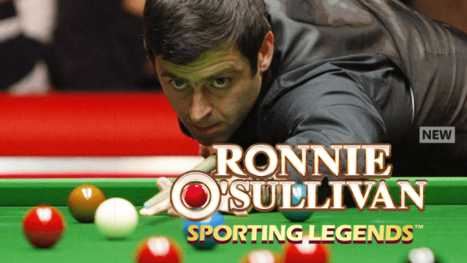 Ronnie O'Sullivan Sporting Legends Online Slot