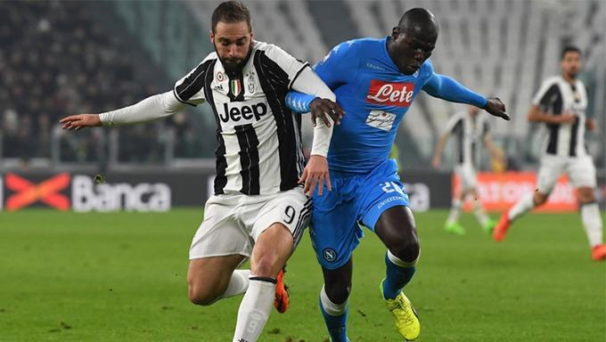 Juve e Napoli: sfida Scudetto allo Stadium