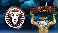 Hall of Gods €6.7m Jackpot Won by LeoVegas Mobile Player