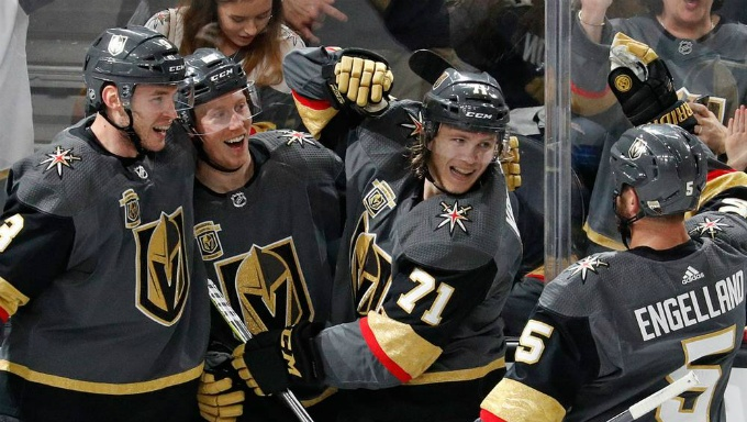 Against All Odds Las Vegas Now Favourites for Stanley Cup