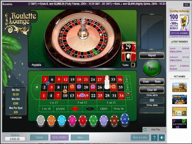 karamba online casino amerikan poker