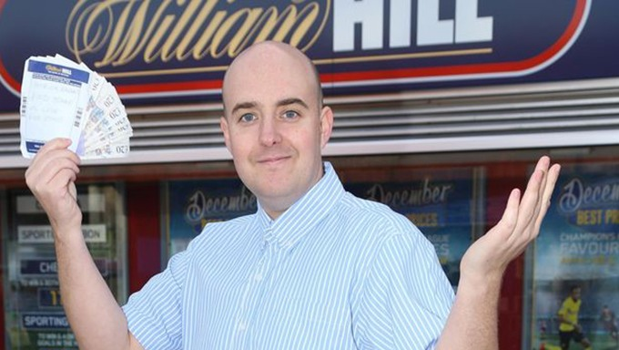 Man Spends Year Slimming Down to Win £2,500 Bet