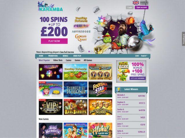 karamba online casino bingo kugeln