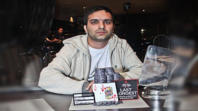 Genting Casino Produces Big Poker Winner in Sheffield