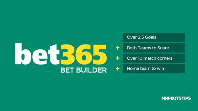 Bet365's Bonus Builder Promotion Still in Play