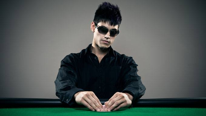 Playing the Perfect Bluff in Poker