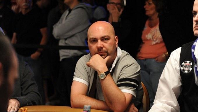 Martin de Knijff  pokerspelare