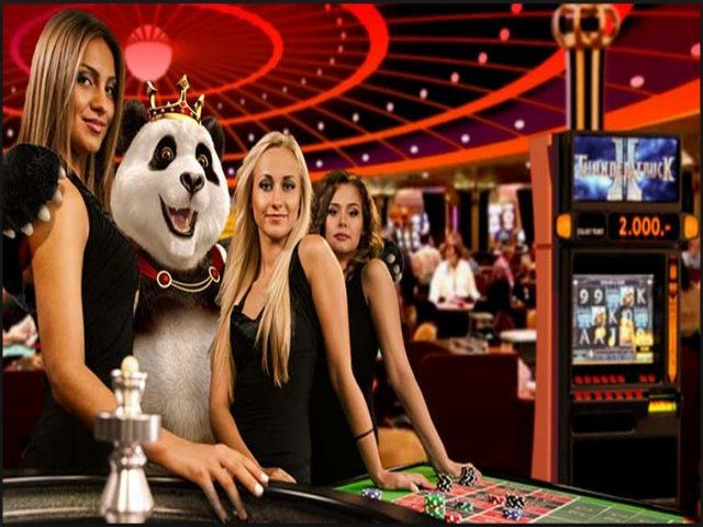 Casino Royal Panda Kortspill