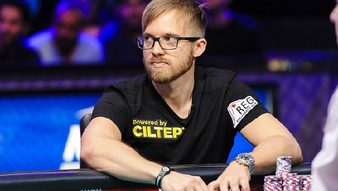 svenska pokerspelaren Martin Jacobson