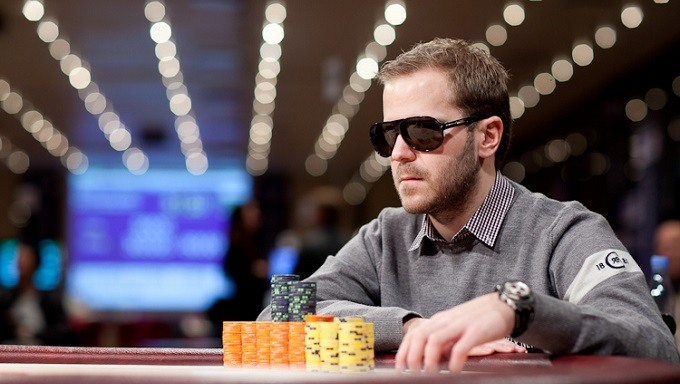 Michael Tureniec pokerspelare