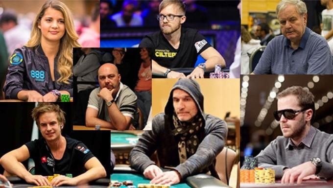 Sveriges 7 bästa pokerspelare